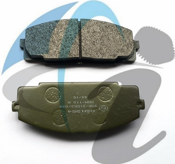 TOYOTA QUANTUM BRAKE PADS ALL MODELS