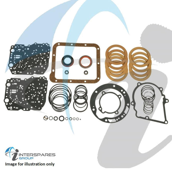 Automatic Transmission – Interspares Online