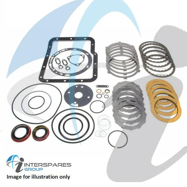 MAZDA 6SPD TF80SC REBUILD KIT WITH PISTONS