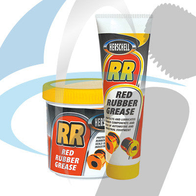 RED RUBBER GREASE 100G