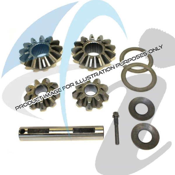 M80 SPIDER KIT 4SMALL GEARS GM