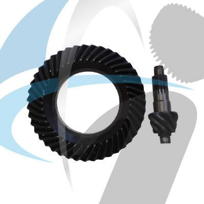 ISUZU FTR 500 CROWN WHEEL & PINION