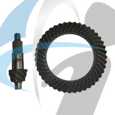 ISUZU N4000 CROWNWHEEL & PINION 7x41 12mm N4000