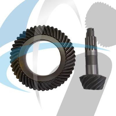 IVECO DAILY TURBO CROWNWHEEL & PINION 12X47