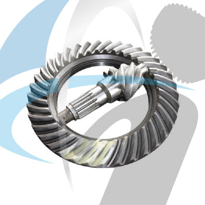NISSAN CW45 CROWNWHEEL & PINION 6.1 REAR