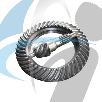 NISSAN CW45 CROWNWHEEL & PINION 6.8 REAR