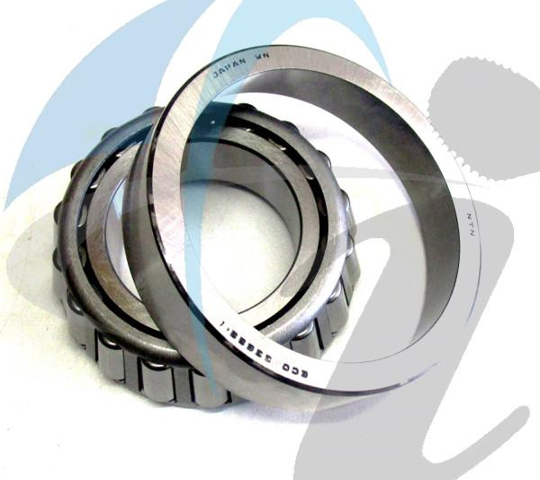 AS TRONIC COUNTER SHAFT BEARINGS TAPPERED ROLLER BEARINGS 50X90X28