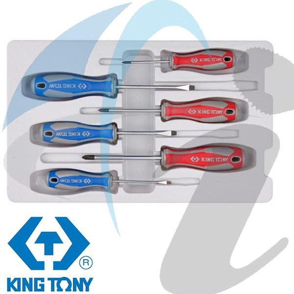SCREWDRIVER SET 6PC