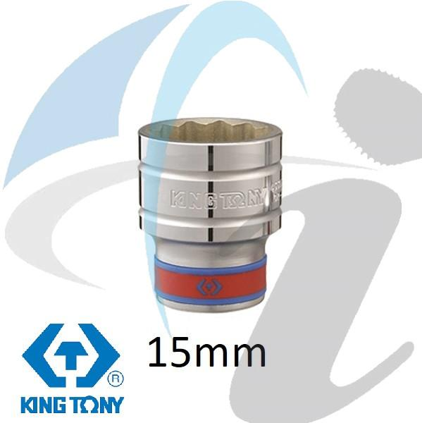15MM SOCKET 1/2'' DR