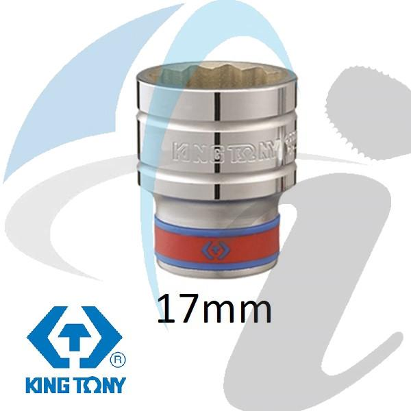 17MM SOCKET 1/2'' DR
