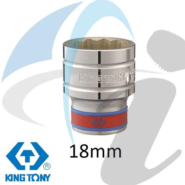 18MM SOCKET 1/2'' DR