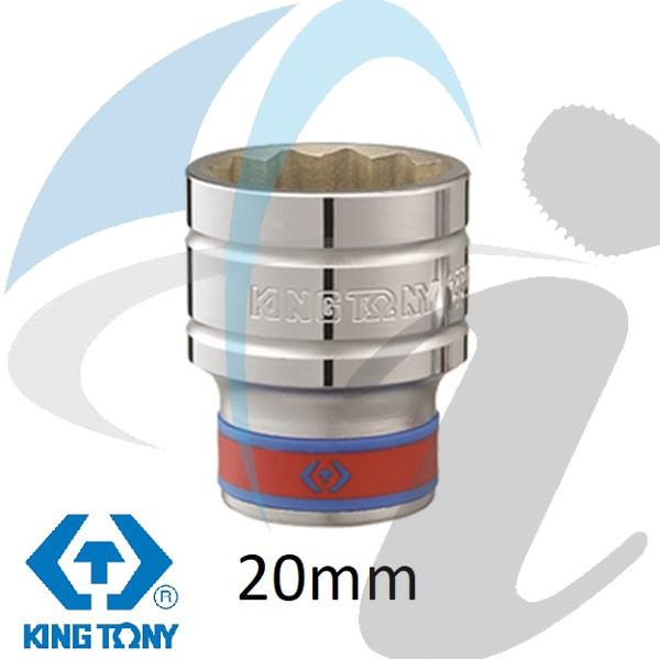 20MM SOCKET 1/2'' DR