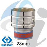 28MM SOCKET 1/2'' DR