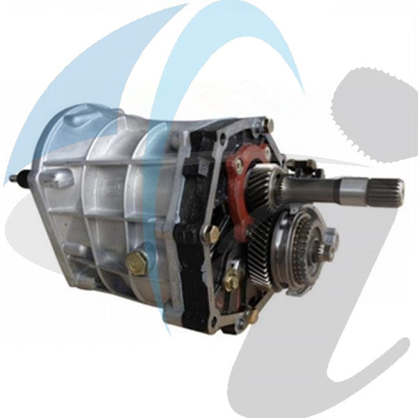 TOYOTA HILUX 4X4 GEARBOX ONLY