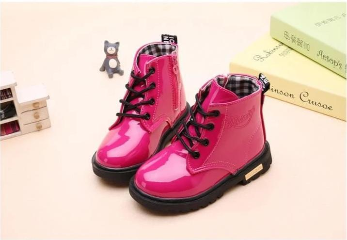 Dr. Martens Boots - Waterproof For Girls And Boys