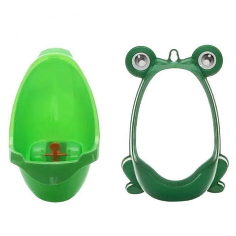 Image of The Toddler Froggy Potty Training Urinal - Mini Chic Outlet