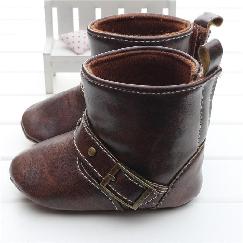Western Cowboy Boots For Toddlers - Mini Chic Outlet