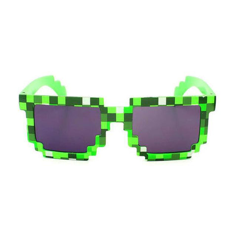 Kids Minecraft Style Sunglasses 4 styles - Mini Chic Outlet