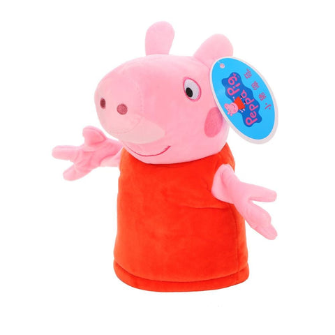 Image of Peppa Family Hand Puppets - Mini Chic Outlet