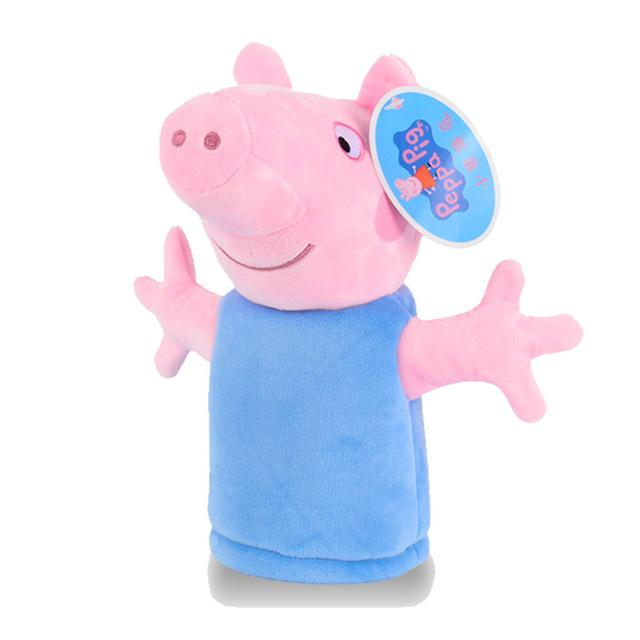 Peppa Family Hand Puppets - Mini Chic Outlet