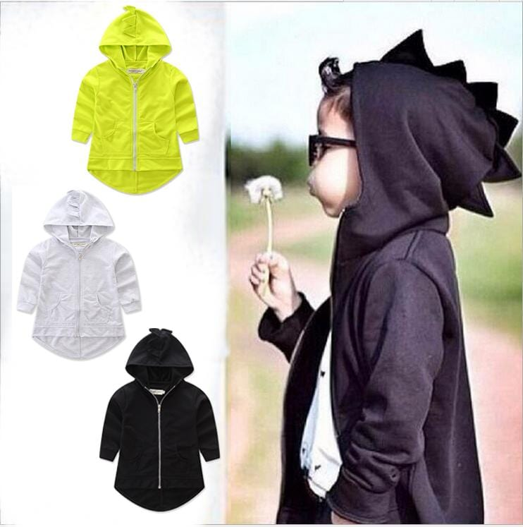 Dinosaur Jackets 2-6 Years - Mini Chic Outlet