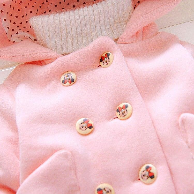 Velvet Baby Girls Snow Wear Coat - Mini Chic Outlet