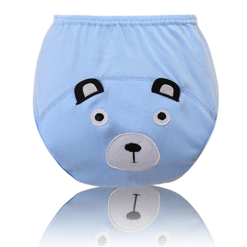 Baby Nappies - Cute Washable Infant Diaper 1Pcs - Mini Chic Outlet