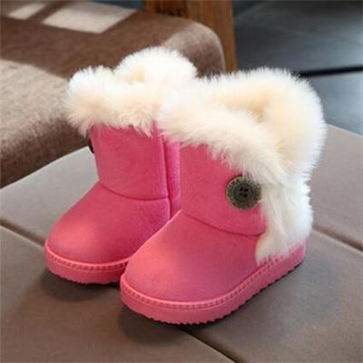 Little Girl Winter Boots - Mini Chic Outlet