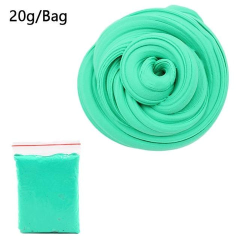 Image of Fluffy Slime - Clay Ball Antistress Kid Toys - Mini Chic Outlet