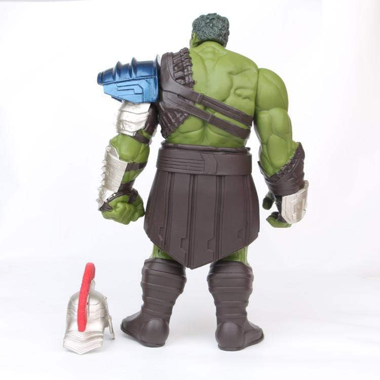 Large 35cm Big Size Gladiator Hulk With Accessories - Mini Chic Outlet