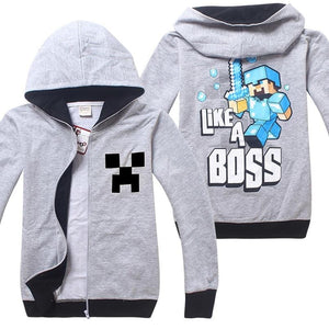 Minecraft Clothing T-shirt, Hoodie, Pants For Boys And Girls - Mini Chic Outlet
