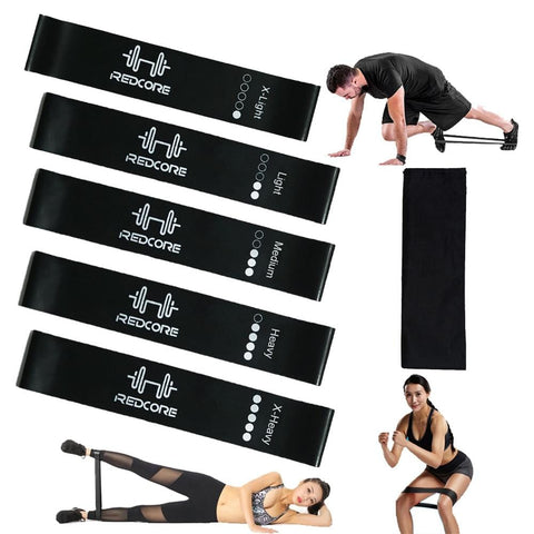 Image of Resistance Bands - XC5 Fitness Bands For Men - Mini Chic Outlet