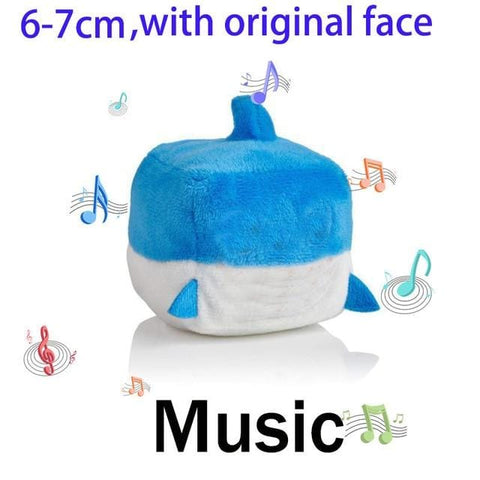 Baby Shark Sound Cubes - Musical Shark Toy - Mini Chic Outlet
