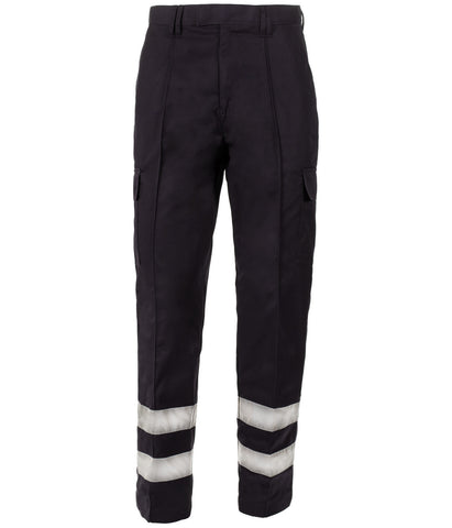 T27 Reflective Cargo Trousers