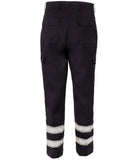 T46 Ladies Reflective Cargo Trousers