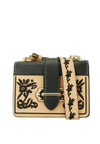 Embroidered Crossbody Bag - nose intl