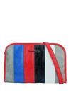 Multi-Colour PU Clutch - nose intl