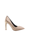 Evening Chrome Heel Pump