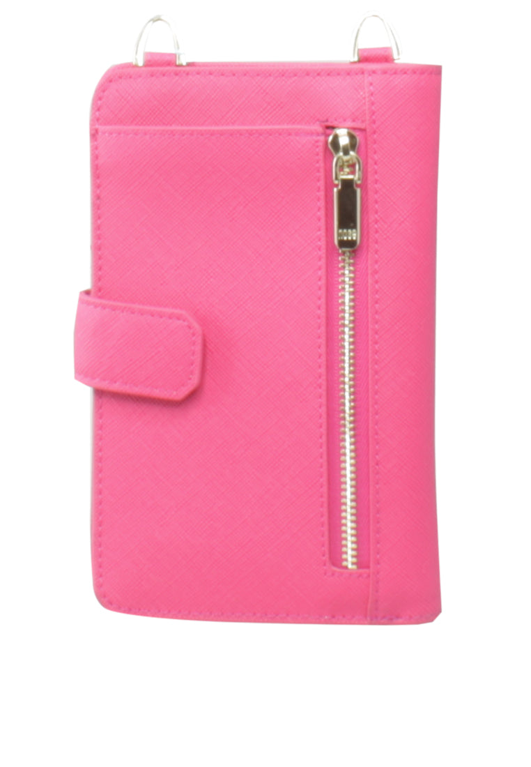 Pastel & Casual Sling Wallet