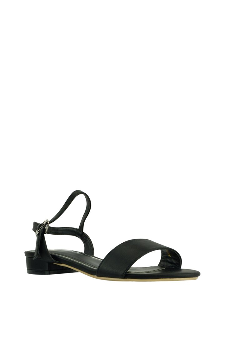 Casual Low Heel Sandal - nose intl