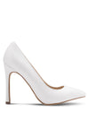 Pointed Toe Heel Pump - nose intl