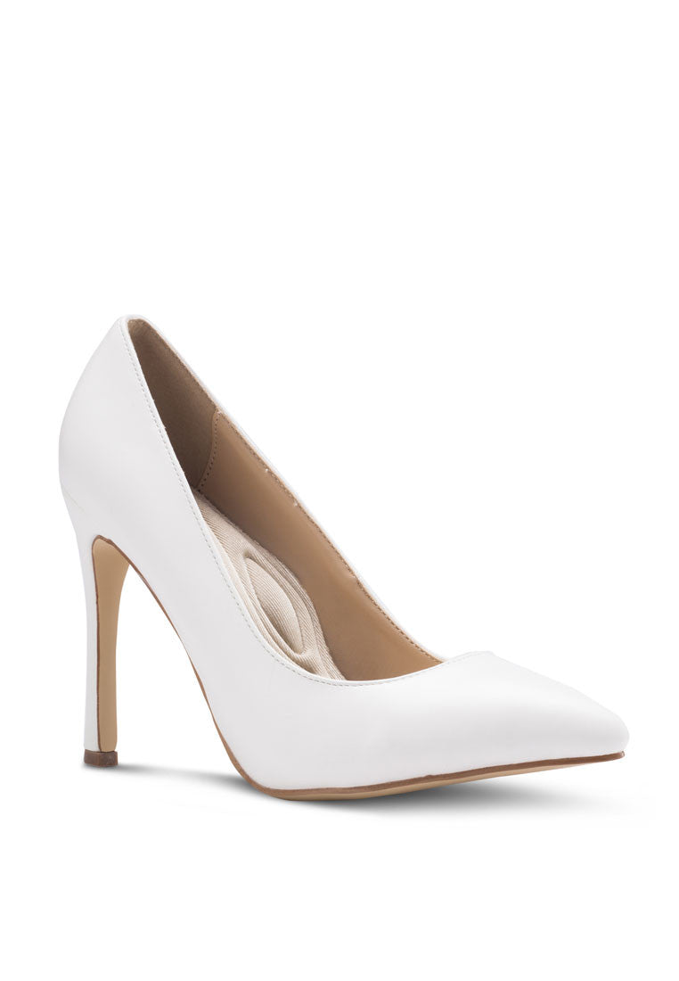 Pointed Toe Heel Pump