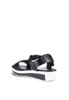 Casual T-Bar Wedge Sandal - nose intl