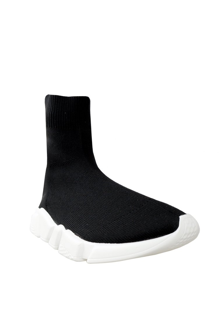 Speed Knit Sock High-Top Sneakers