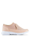 Casual Perforated Sneakers
