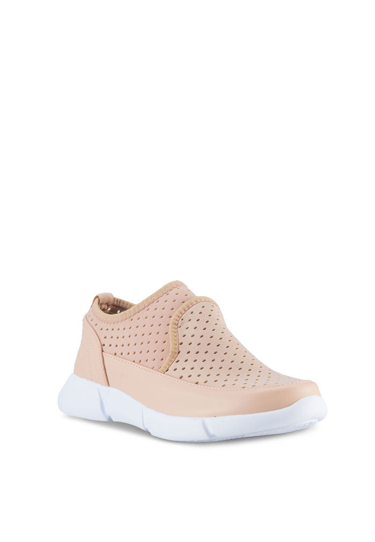 Casual Perforated Sneakers - nose intl