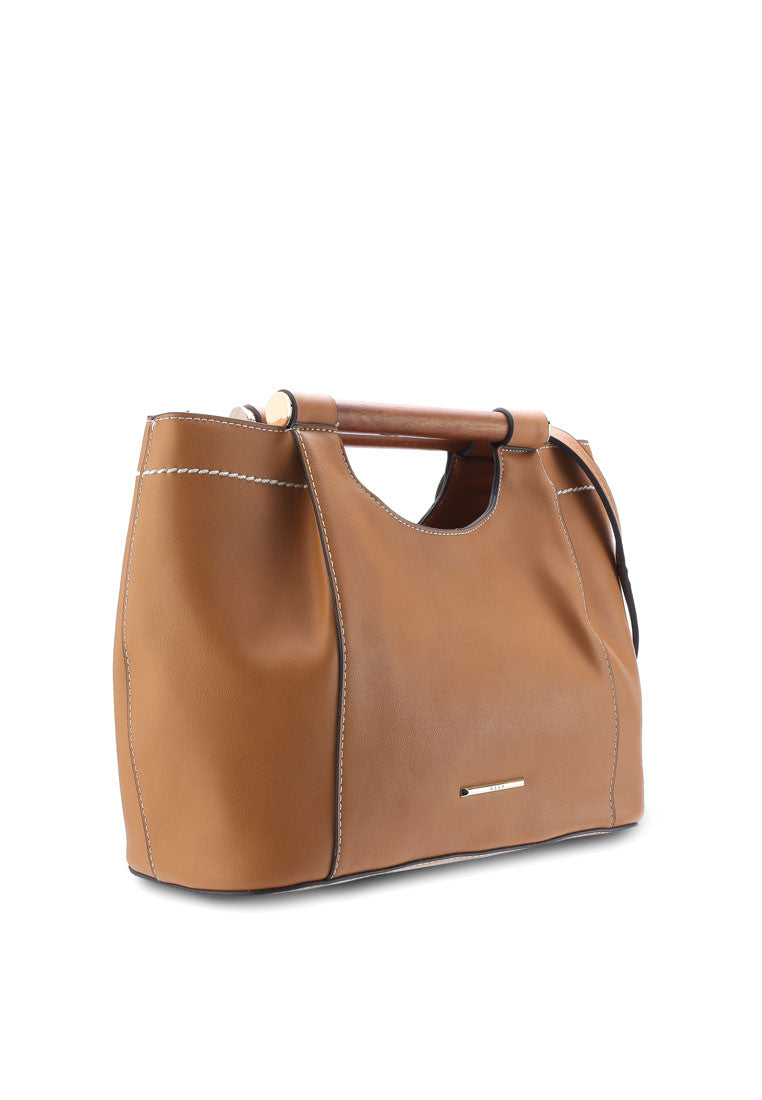 Classic Bamboo Tote Bag - nose intl