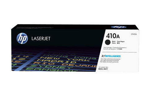 HP TONER 410A BLACK ORIGINAL – CF410A