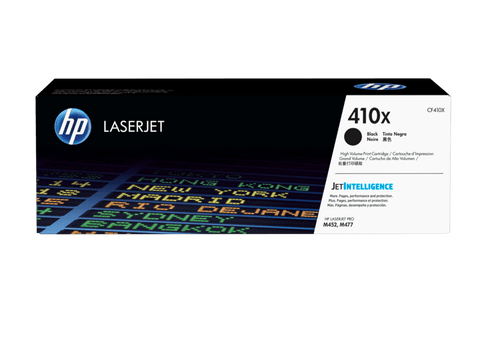 HP TONER 410X BLACK ORIGINAL – CF410X