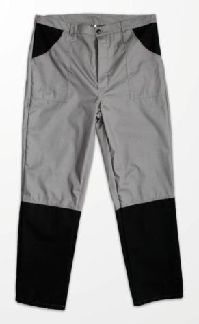 WORK PANTS WITHOUT STRAPS SKY1 - Zeshop